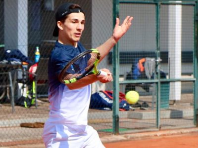 David Weber | Tennisschule Raimund Knogler