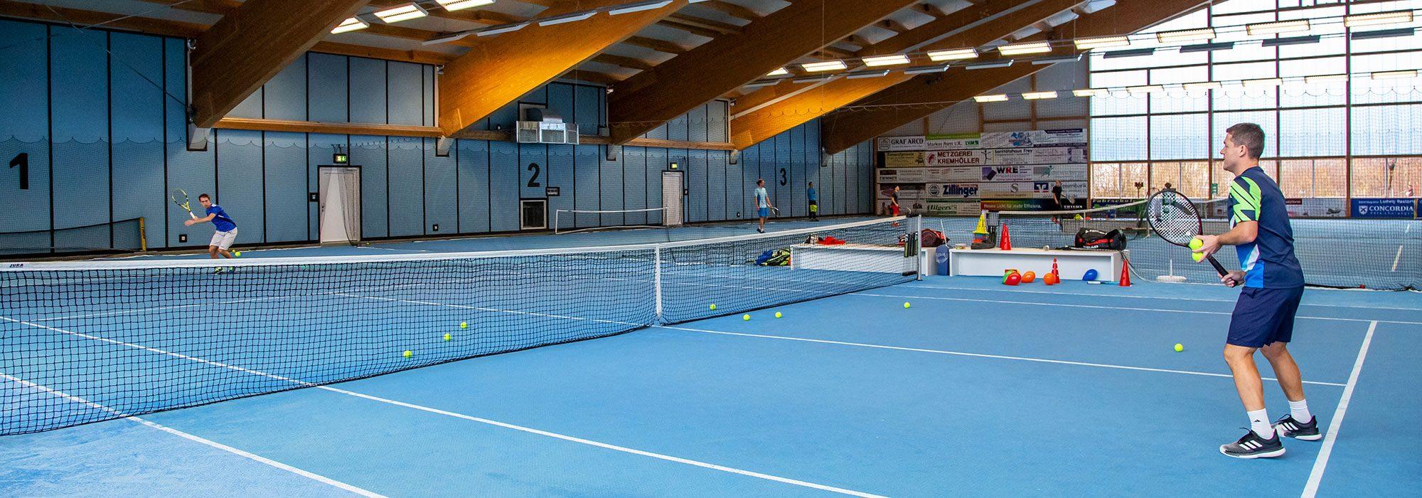 Einzel- und Gruppenunterricht Tennis | Raimund Knogler