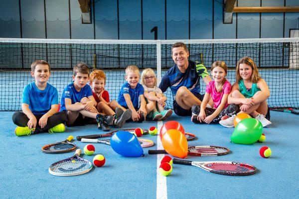 Kindergartentennis | Tennisschule Raimund Knogler