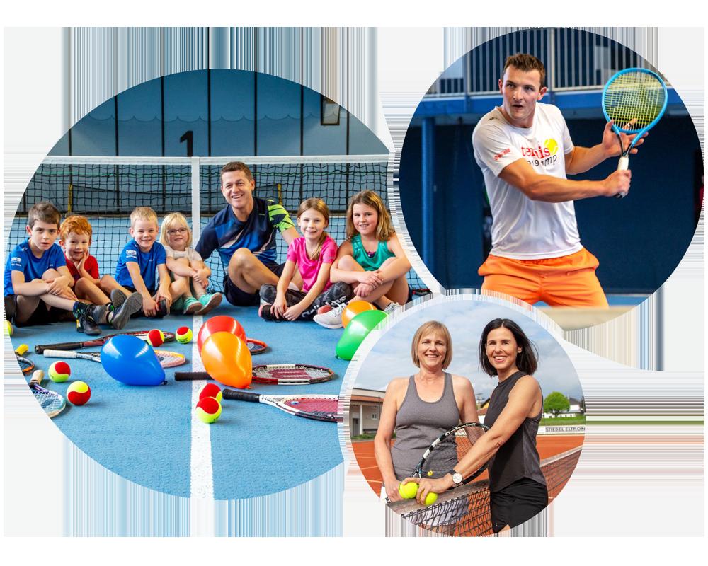 Tennisschule von Ex-Bundesligaspieler Raimund Knogler