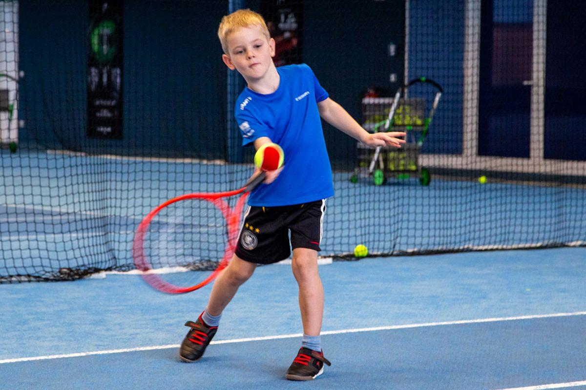 Maximilian Groß | Tennisschule Raimund Knogler