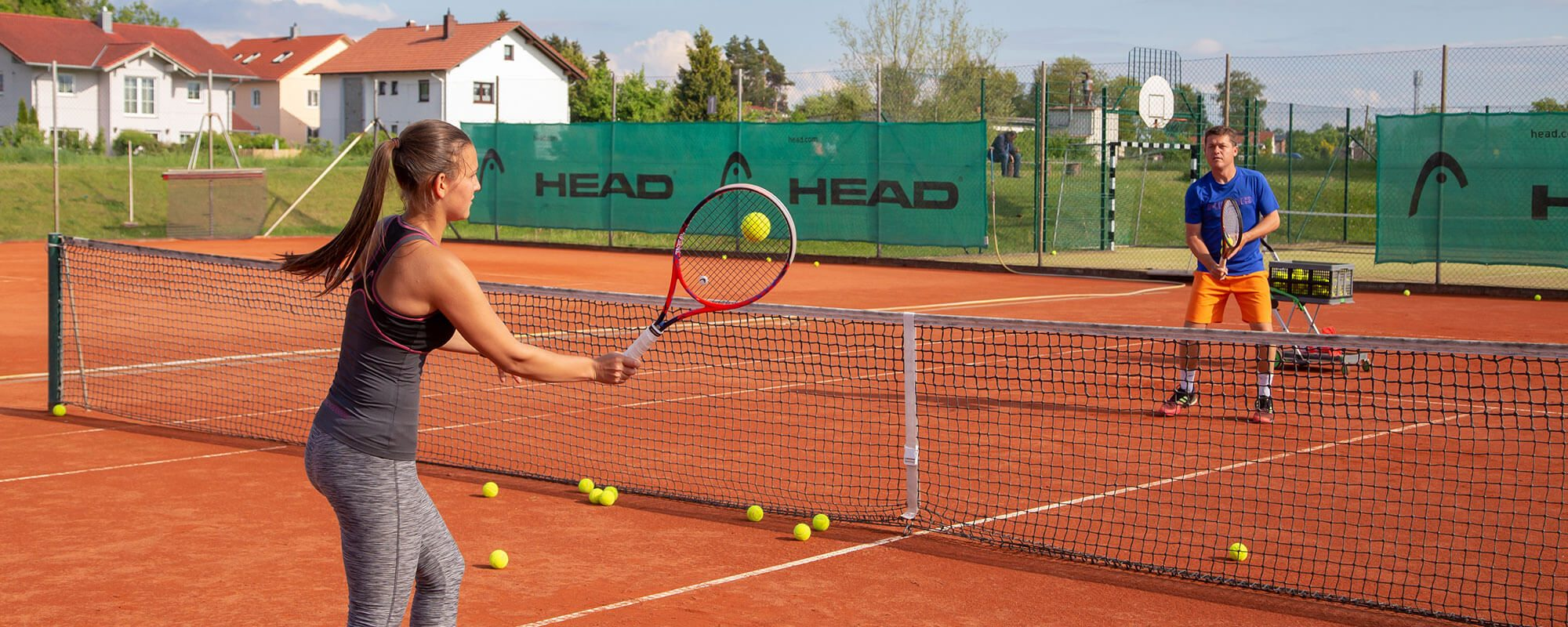 Einzel- und Gruppenunterricht | Tennisschule Knogler