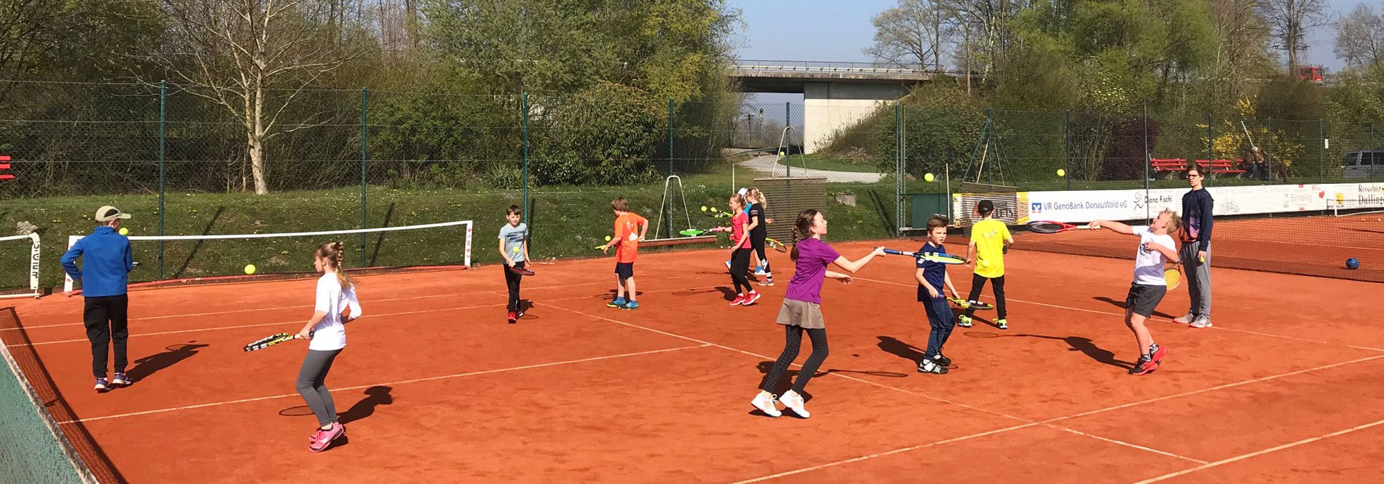 3-Tages-Kurse | Tennis in den Oster- und Pfingstferien