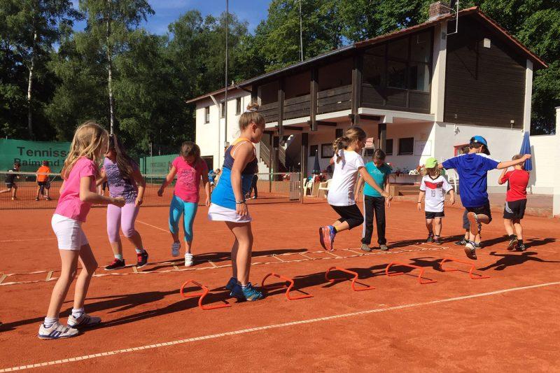 3-Tages-Kurse Tennis | Ostern und Pfingsten
