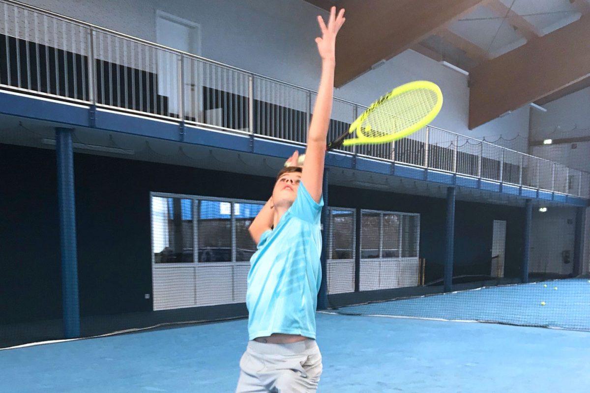 Fabian Jahrstorfer | Tennisschule Raimund Knogler