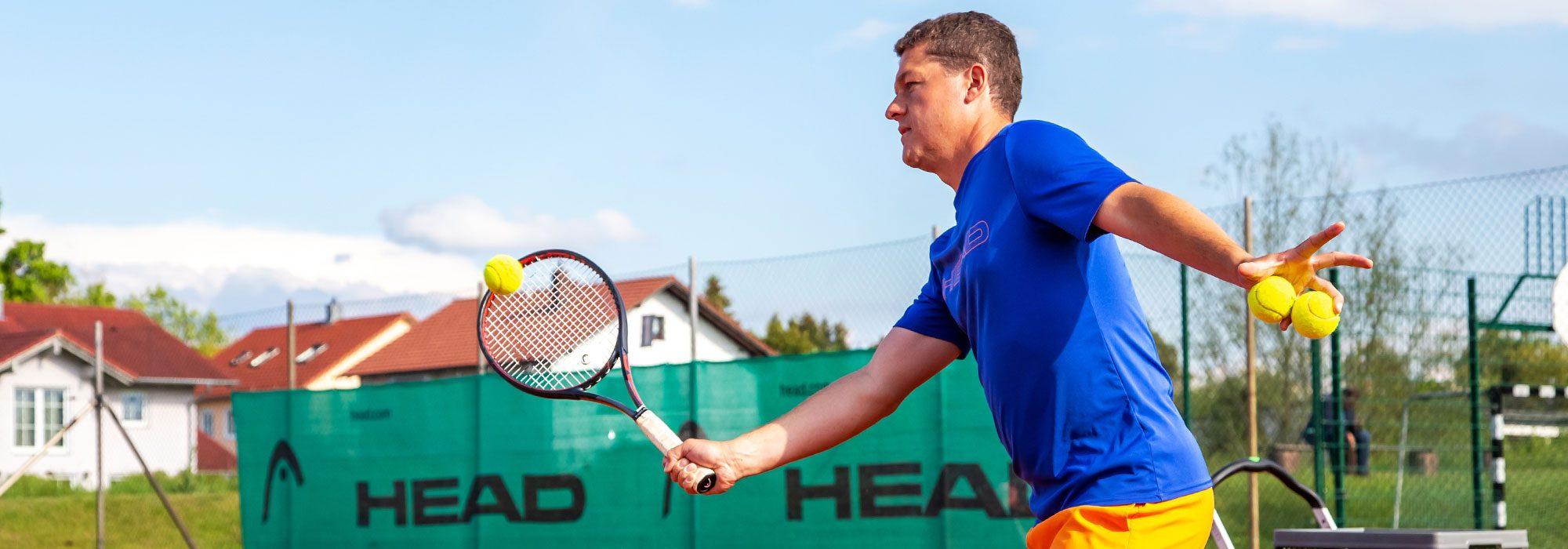 Kontakt | Tennislehrer Raimund Knogler