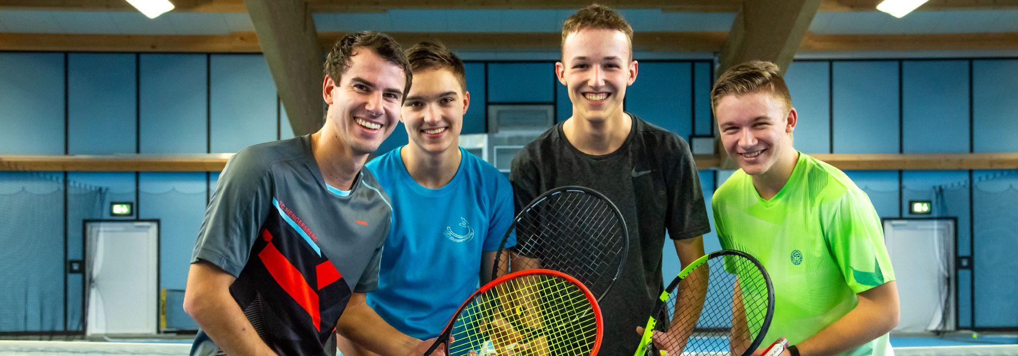 Tennis-Konzept | Mit Spaß zum Erfolg