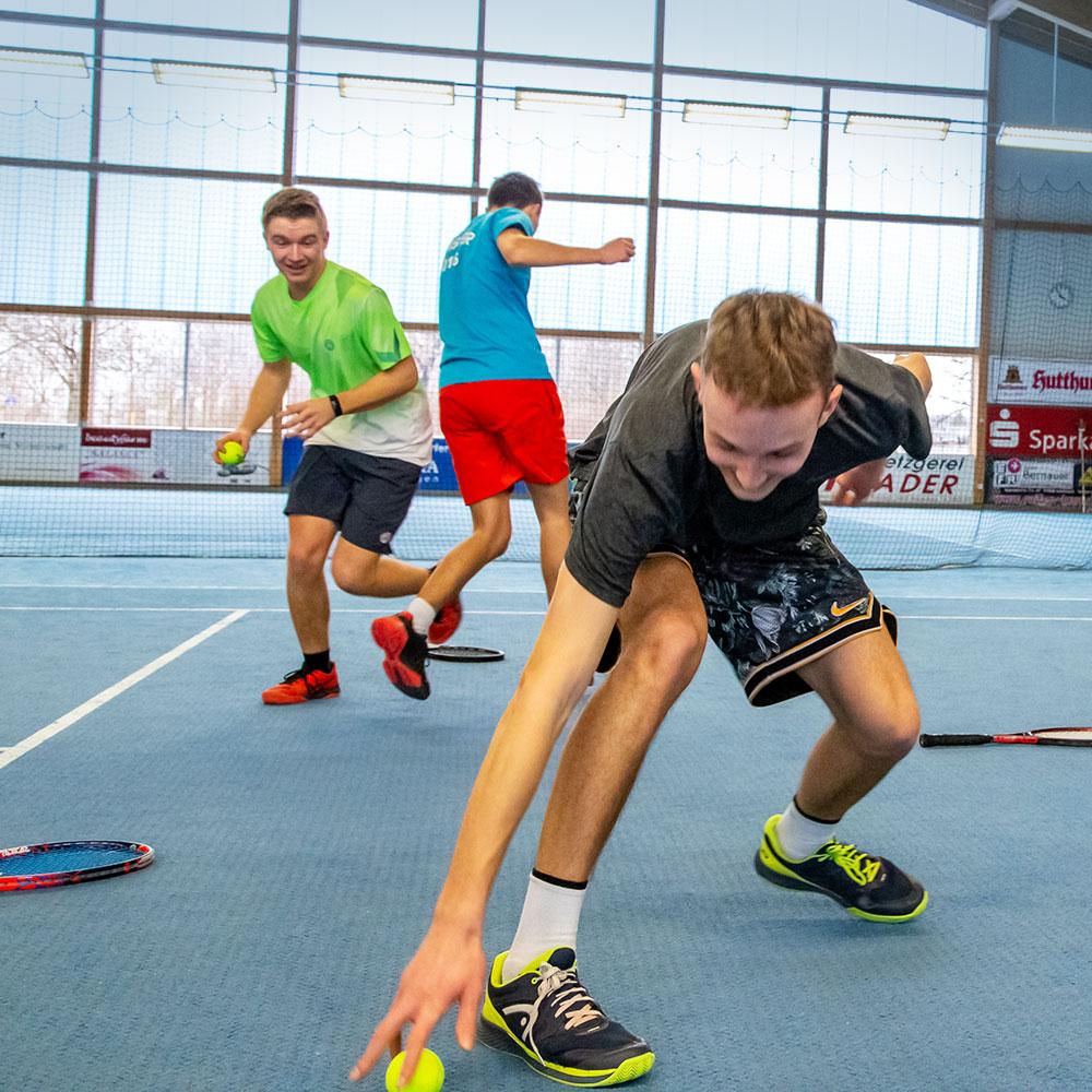 Konzept Training | Tennisschule Knogler
