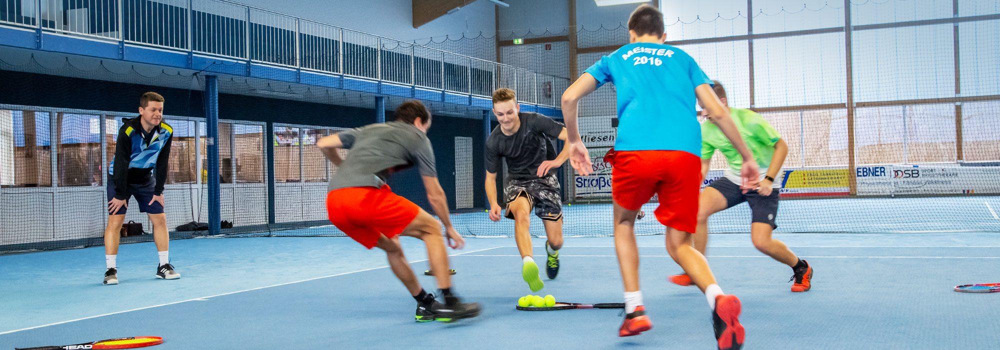 News & Termine | Tennisschule Raimund Knogler