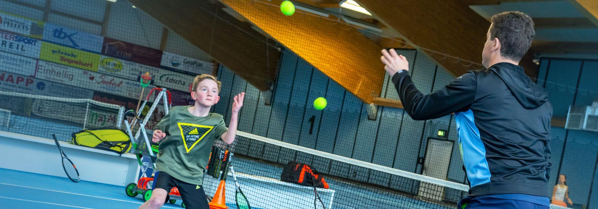 Schultennis | Kursangebot Tennisschule Raimund Knogler