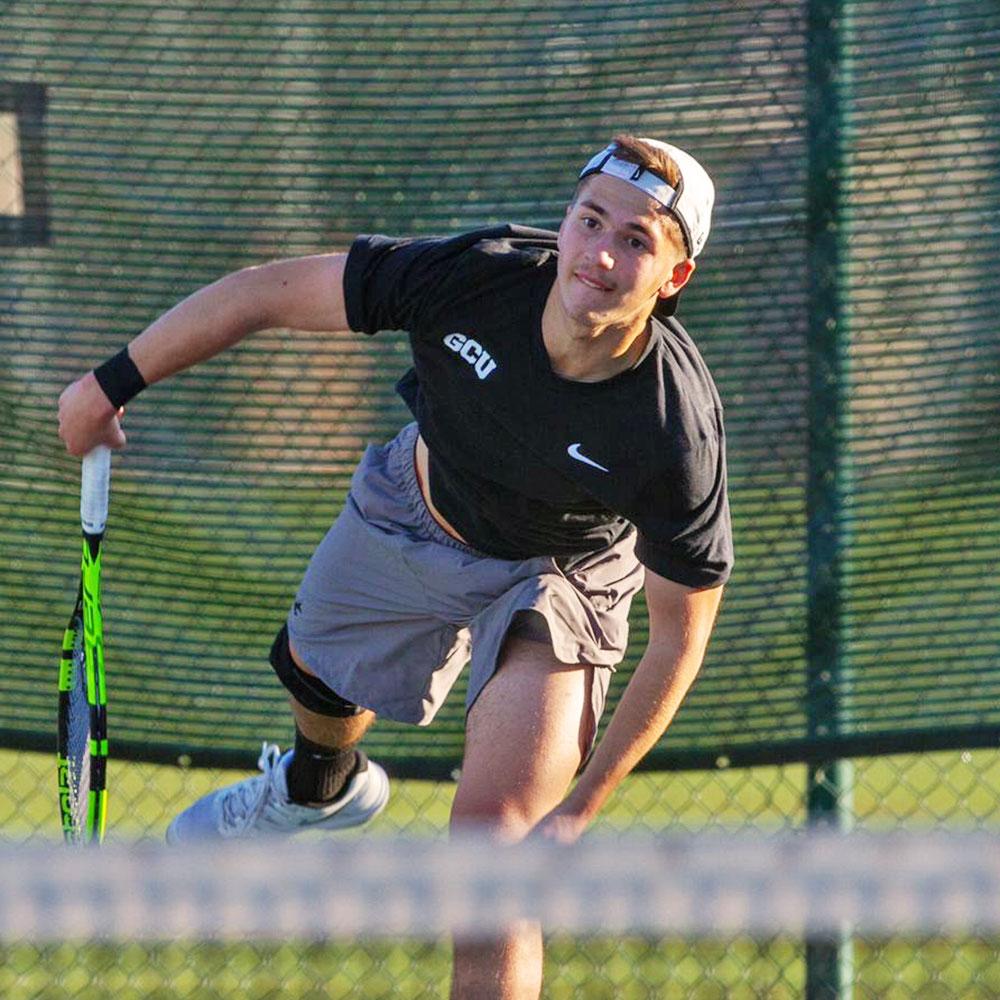 David Weber | Trainerteam Tennisschule Knogler
